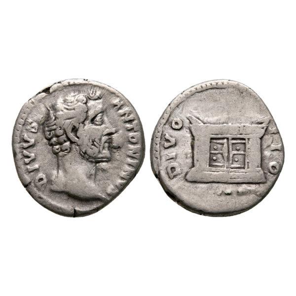 Moneta Postuma Antonino Pio