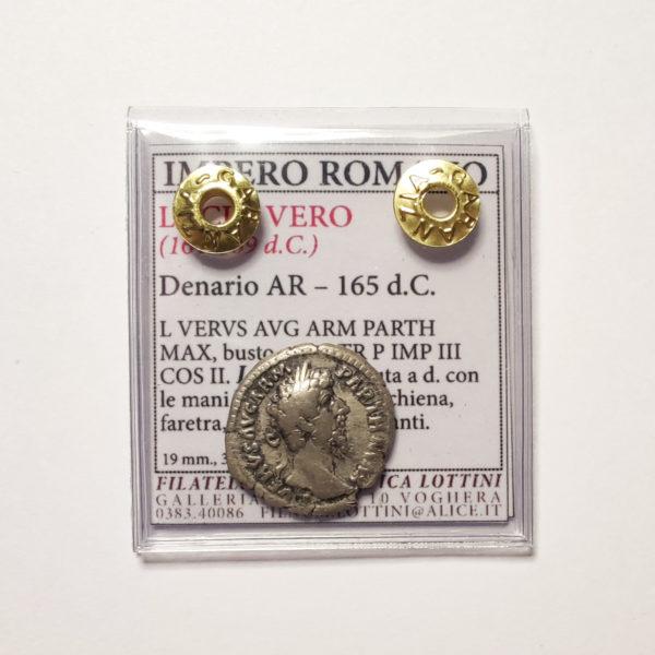 Moneta Romana Di Lucio Vero