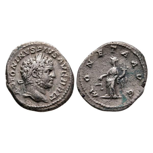 Moneta Di Caracalla